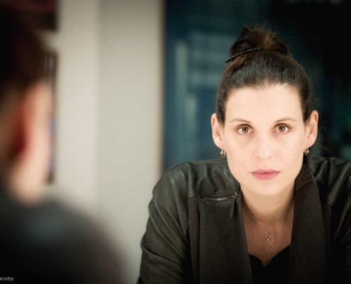 Schauspielerin Elena Uhlig