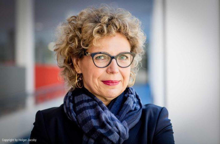 Portrait Dr. Martina Klein