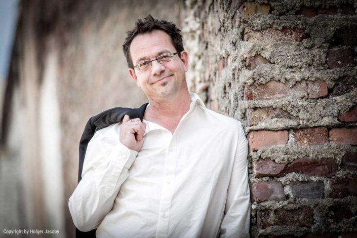 Portrait Dr. Rolf Nohr