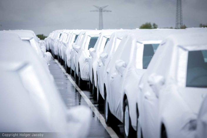 Volkswagen VW Autoport Emden